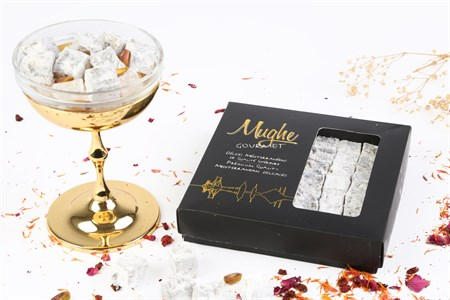 Luxury Mastic Flavored Turkish Delight (Nut Free)